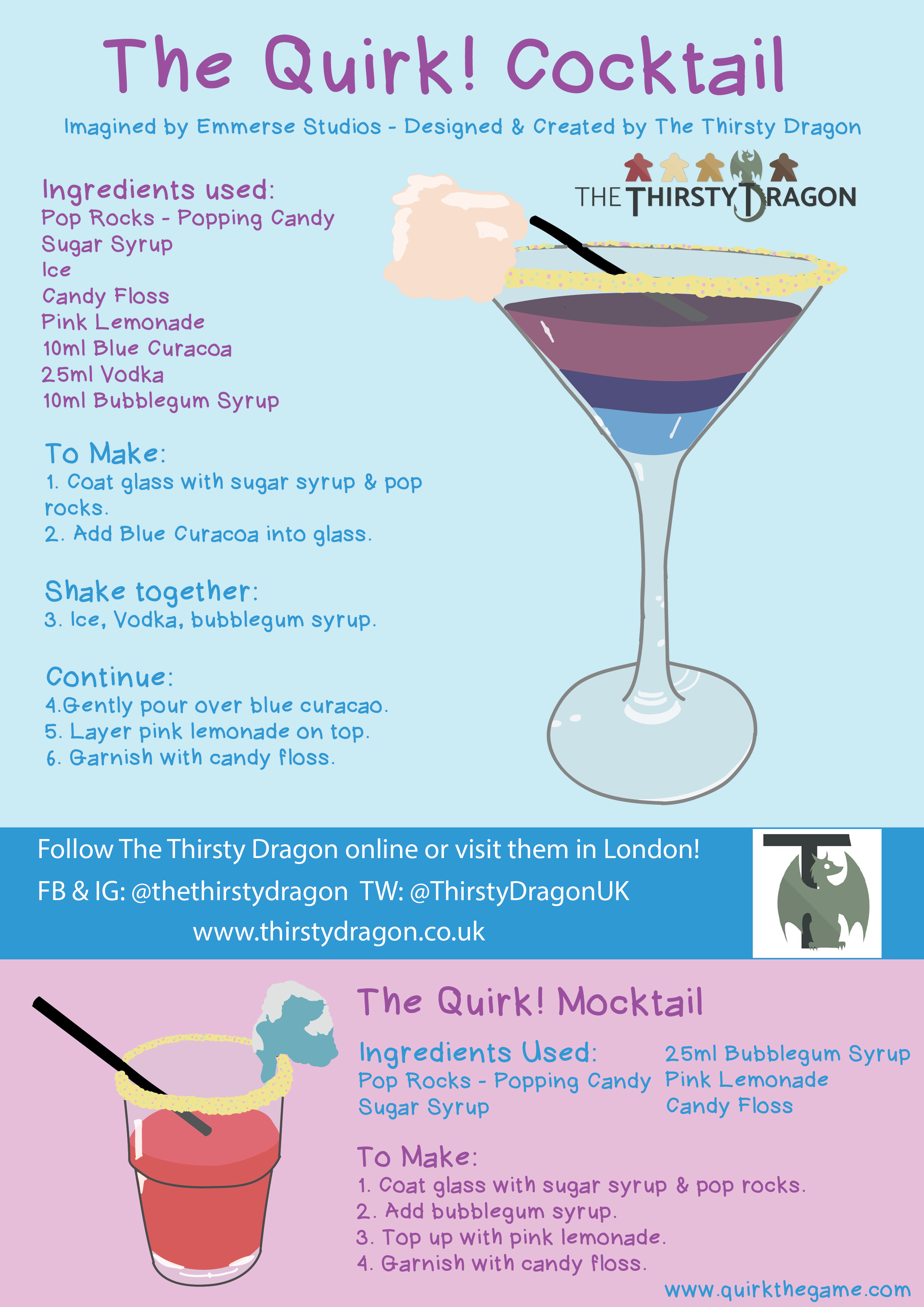 The Quirk Cocktail